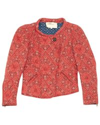 Étoile Isabel Marant - Red Pre-owned Wool Jacket - Lyst