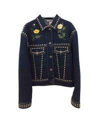 Stella McCartney Blue Pre-owned Jacket
