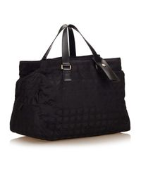 Chanel Black Cloth