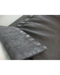 Camisa en algodón negro \N Dries Van Noten de color Black
