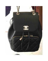 Sac à dos Timeless/Classique en Cuir Noir Chanel en coloris Black