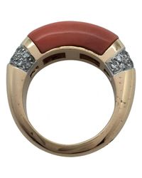 Cartier - Multicolor Pre-owned Platinum Ring - Lyst