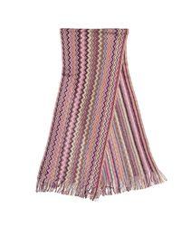 Missoni Multicolor Wool Scarf