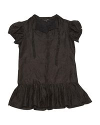 Isabel Marant \n Black Silk Dress