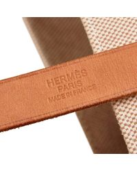 Borse a mano Marrone di Hermès in Brown