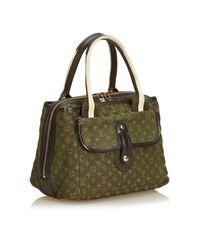 Louis Vuitton Green Handtaschen