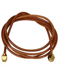 Cinture Marrone di Hermès in Brown