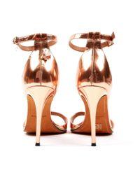 Givenchy Brown Sandalen Leder