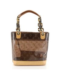 Louis Vuitton Brown Ambre Handtaschen