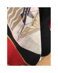 Carré en seda multicolor Carré 90 Hermès