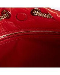 Sonia Rykiel Red Leather Handbag