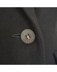 Hermès \n Black Cashmere Coats