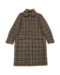 Miu Miu Gray Coat