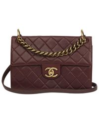 Bolso Timeless/Classique de Cuero Chanel de color Multicolor