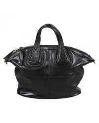 Givenchy Black Nightingale Leder Aktentaschen
