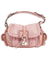 Marc Jacobs Pink Leather Handbag