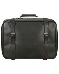 Louis Vuitton Green Taiga Leather Satellite 53 Bag for men
