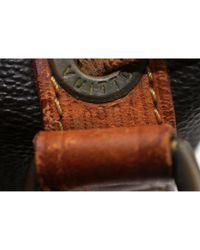Bolsa de mano en lona marrón Noé Louis Vuitton de color Brown