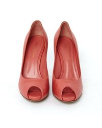Gianvito Rossi Red Other Leather Heels