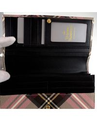 Vivienne Westwood Multicolor Leder Portemonnaies