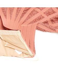 Alaïa Pink Mini Skirt