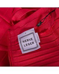 Abiti Rosa di Hervé Léger in Pink