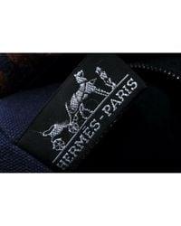 Hermès Blue Shopper