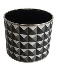 Hermès | Gray Pre-owned Bracelet Email Bracelet | Lyst