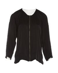 IRO Pre-owned Black Polyester Tops