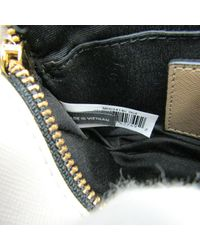 Bolsa de mano en cuero negro Snapshot Marc Jacobs de color Black