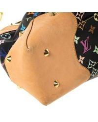 Louis Vuitton Multicolor Judy Leinen Handtaschen