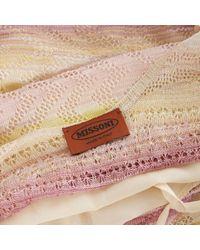 Missoni Multicolor \n Multicolour Viscose Dress