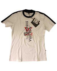 Tee shirt Louis Vuitton en coloris White