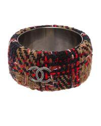Chanel - Multicolor Pre-owned Multicolour Metal Bracelet - Lyst