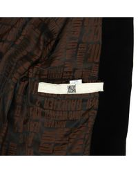 Jean Paul Gaultier Black Pre-owned Velvet Vest for men