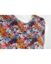 Roseanna Multicolor \n Multicolour Cotton Dress