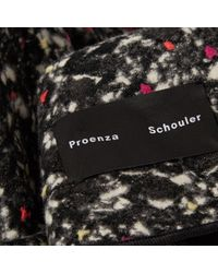 Proenza Schouler Multicolor Multicolour Polyester Coat