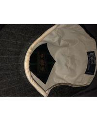 Polo Ralph Lauren Gray Grey Wool Hats