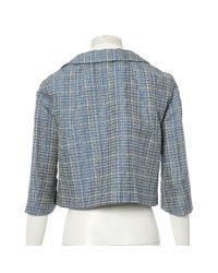 Marni Blue Jacket