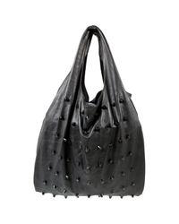 Alexander Wang Black Leder Handtaschen
