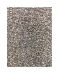 Étoile Isabel Marant Gray Grey Silk Knitwear