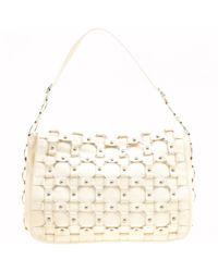 Dior Multicolor Leder Handtaschen