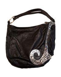 Fendi Metallic Leder Handtaschen