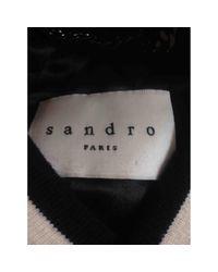 Sandro Blue Coat for men