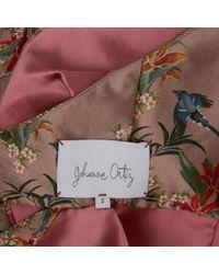 Top en Polyester Rose Johanna Ortiz en coloris Multicolor