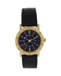 BVLGARI Black Gelbgold Uhren