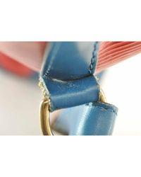 Louis Vuitton Multicolor Noé Leder Handtaschen