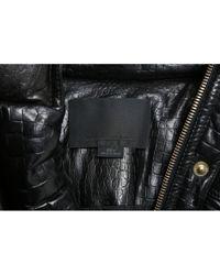 Alexander Wang Black Leather Jacket