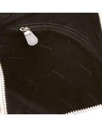 Loewe Natural Ecru Leather