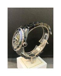 Chanel Black J12 Automatique Keramik Uhren
